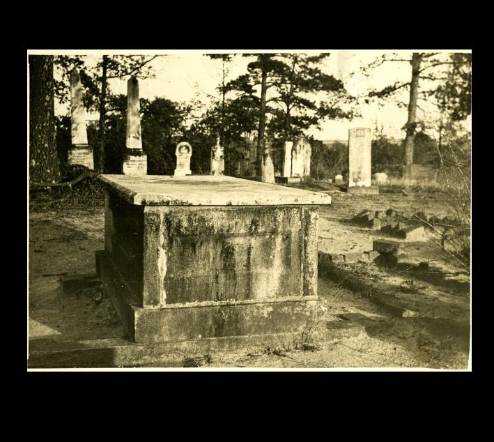 Jesse Mercer grave